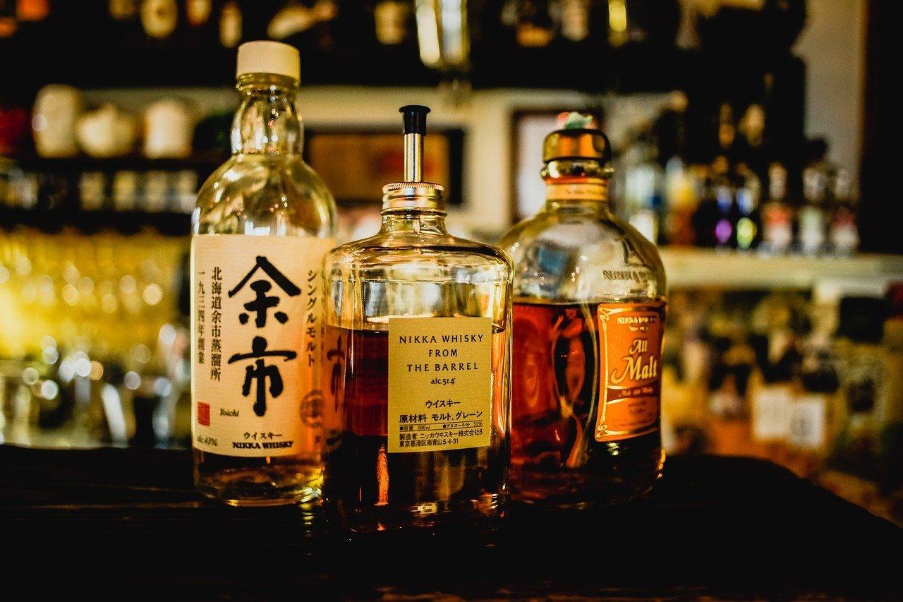 Nikka whisky från japan